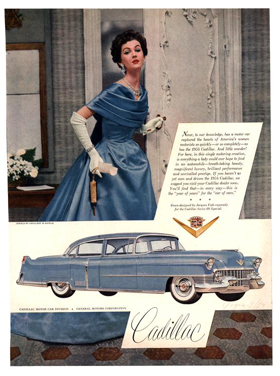 Cadillac 1954 0008