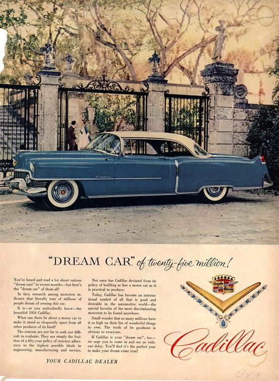 Cadillac 1954 0012