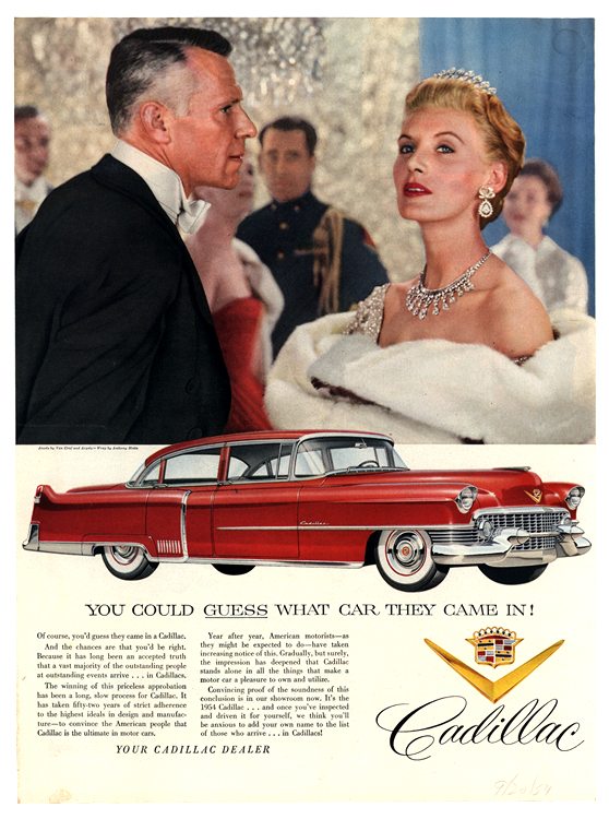 Cadillac 1954 0013
