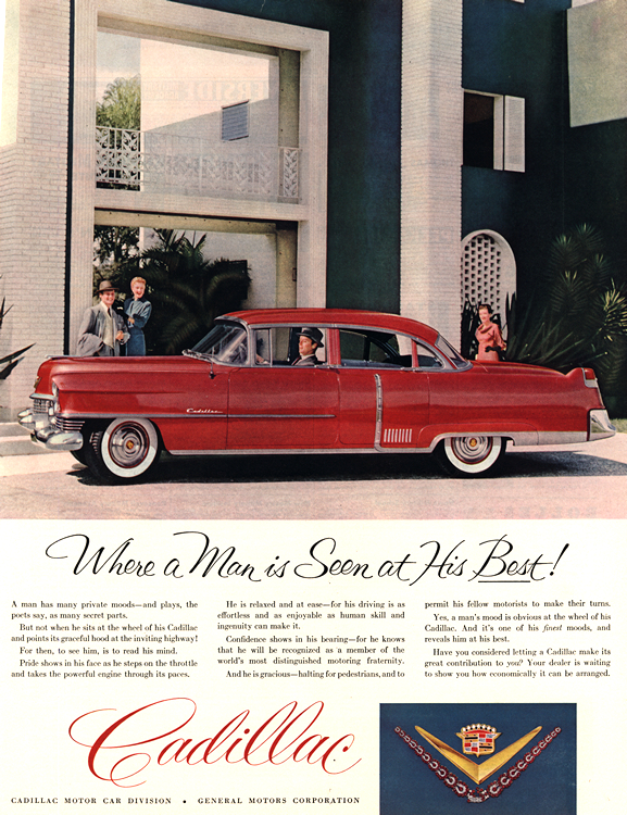 Cadillac 1954 0015