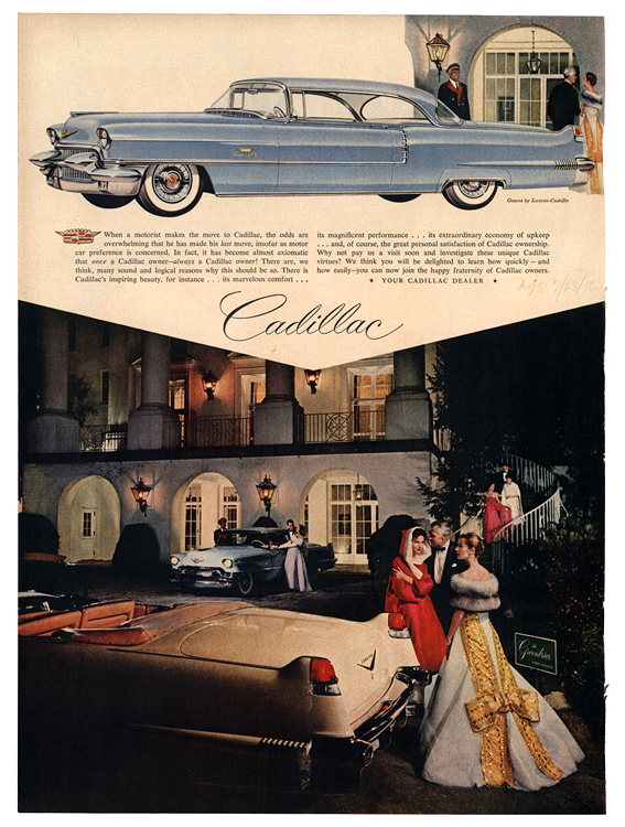 Cadillac 1956 0010