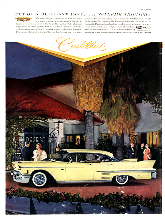 Cadillac 1958 0016