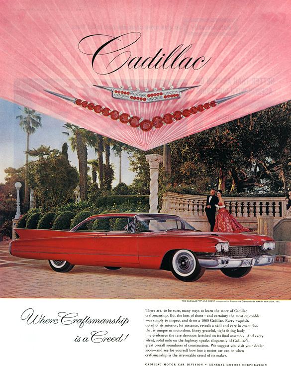 Cadillac 1960 0032