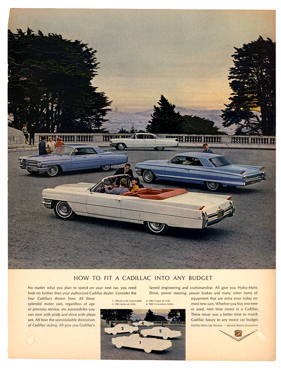 Cadillac 1964 0001