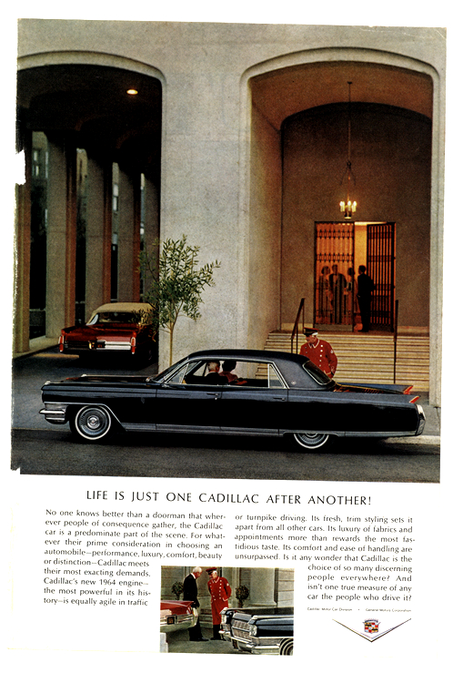 Cadillac 1964 0012
