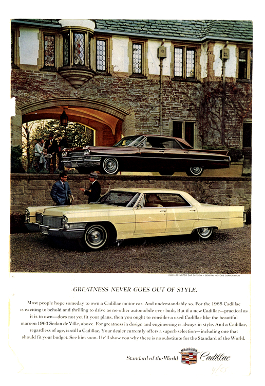 Cadillac 1965 0001