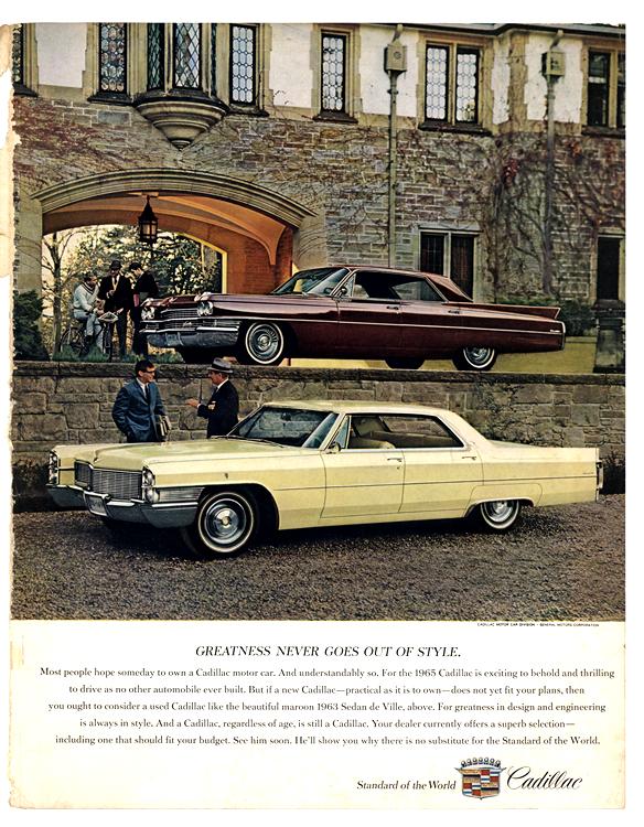 Cadillac 1965 0005n