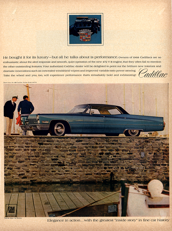 Cadillac 1968 0012