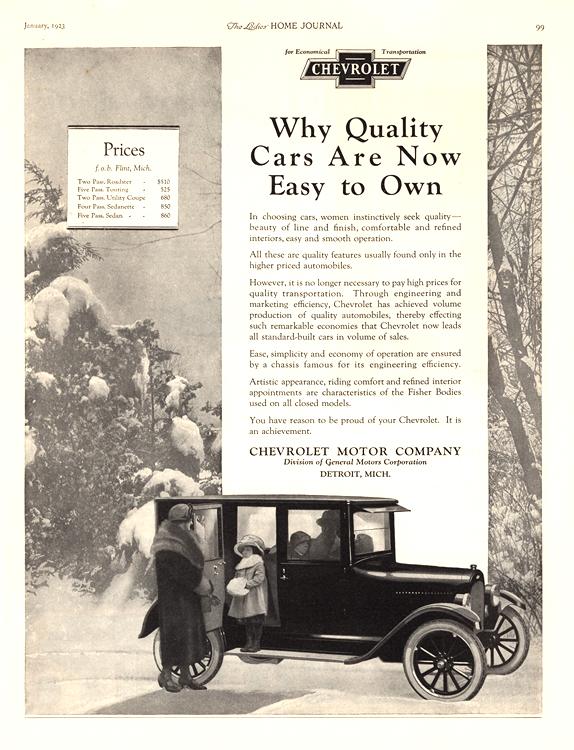 Chevrolet 1923 0005