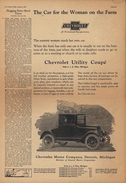 Chevrolet 1923 0011
