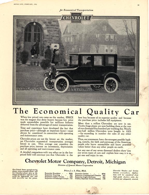 Chevrolet 1924 0006