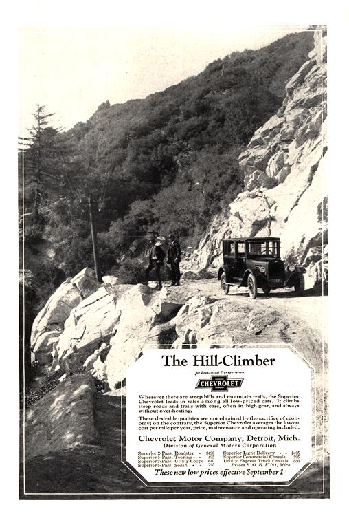 Chevrolet 1924 0012