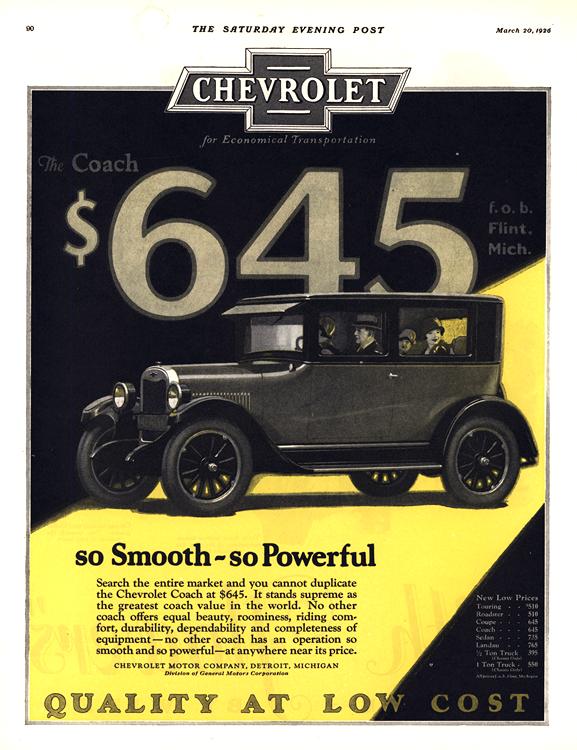Chevrolet 1926 0008
