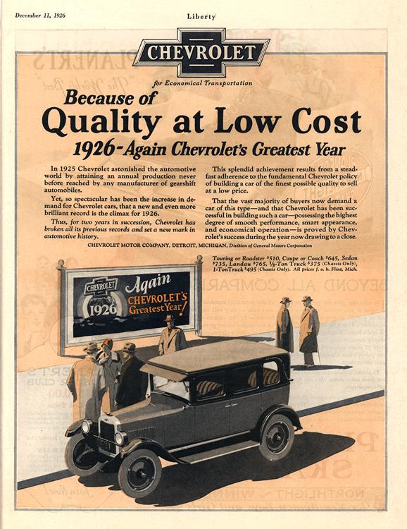 Chevrolet 1926 0011