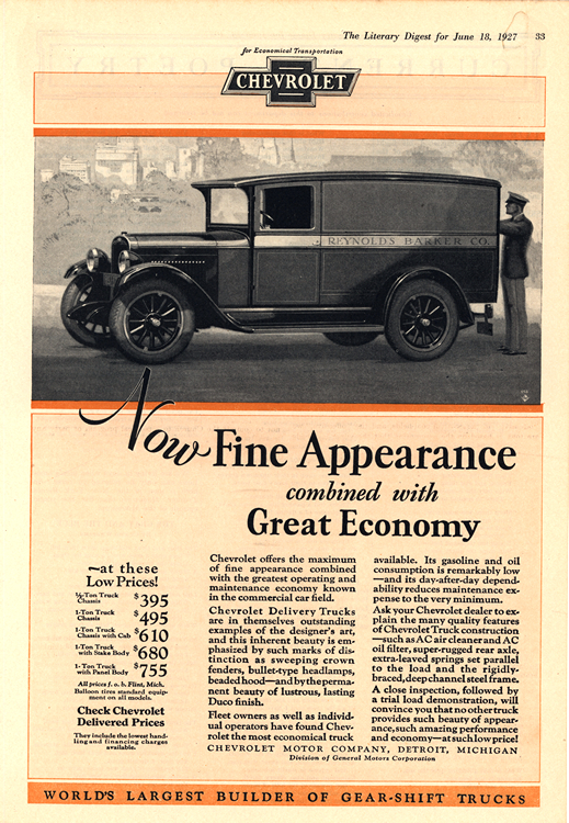 Chevrolet 1927 0006