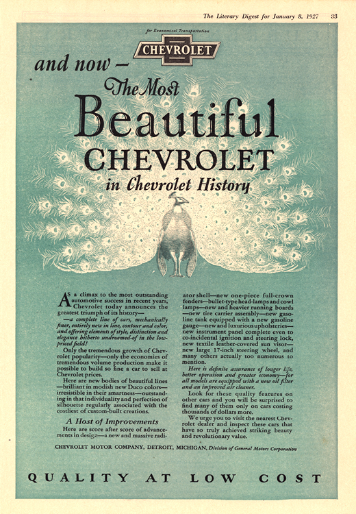 Chevrolet 1927 0007