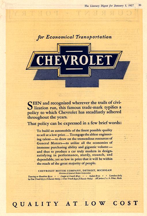 Chevrolet 1927 0008