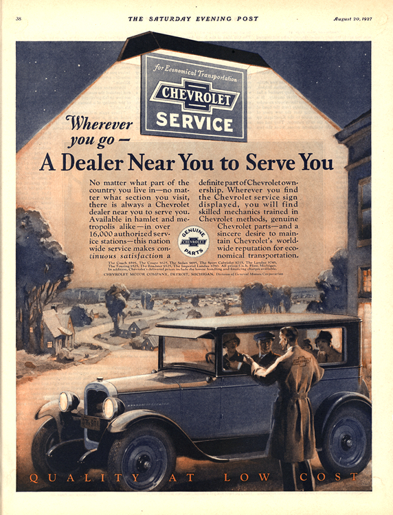 Chevrolet 1927 0010