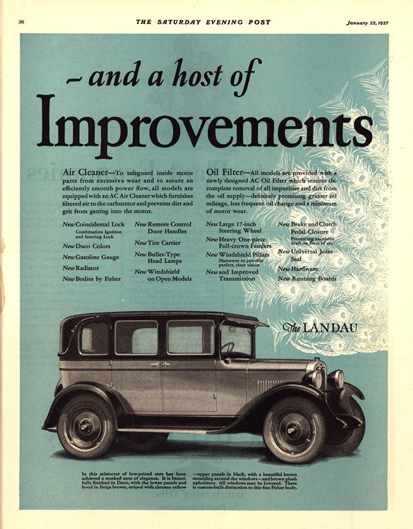 Chevrolet 1927 0012