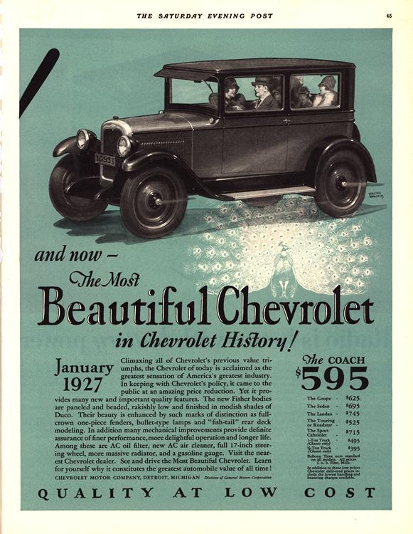 Chevrolet 1927 0016