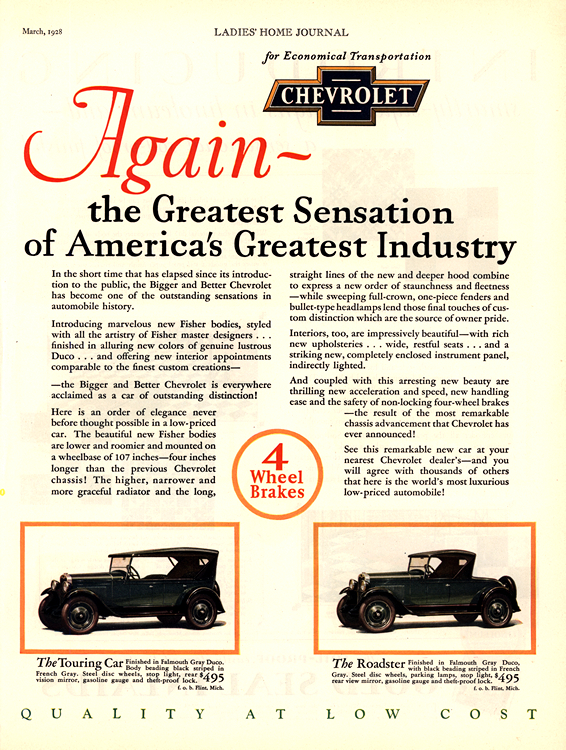 Chevrolet 1928 0012