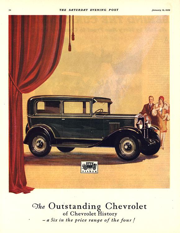 Chevrolet 1929 0007
