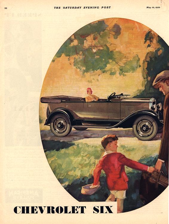 Chevrolet 1930 0008