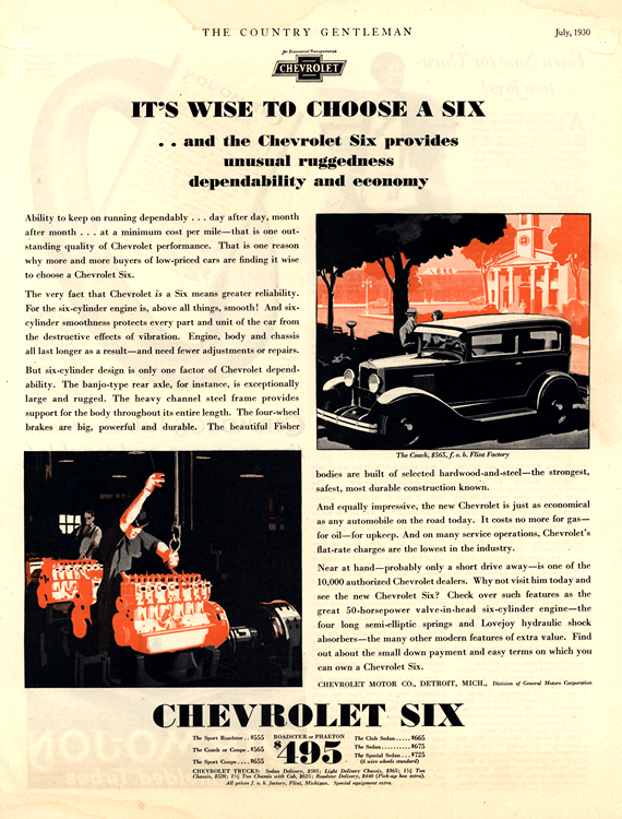 Chevrolet 1930 0009