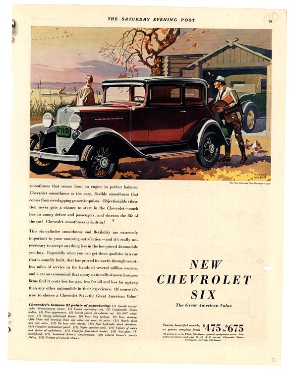 Chevrolet 1931 0001