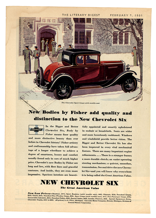 Chevrolet 1931 0002