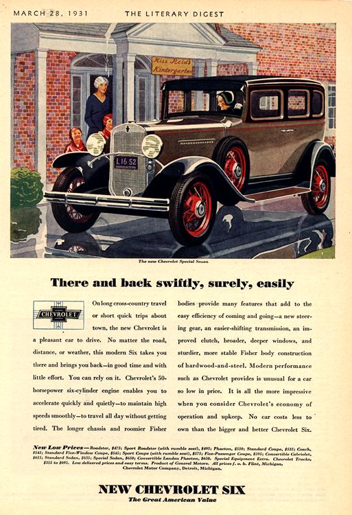 Chevrolet 1931 0015