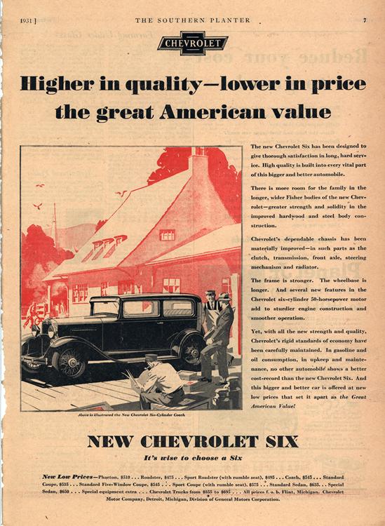 Chevrolet 1931 0018