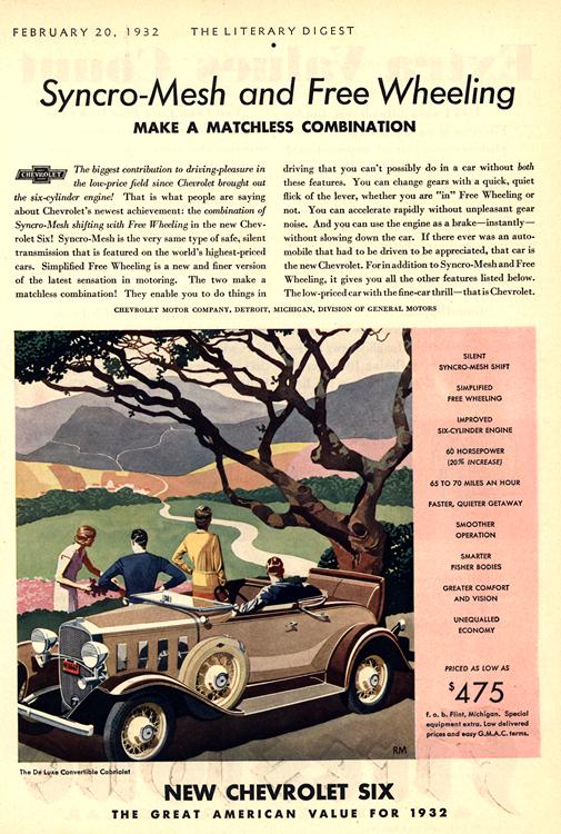 Chevrolet 1932 0005