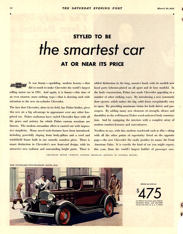 Chevrolet 1932 0008