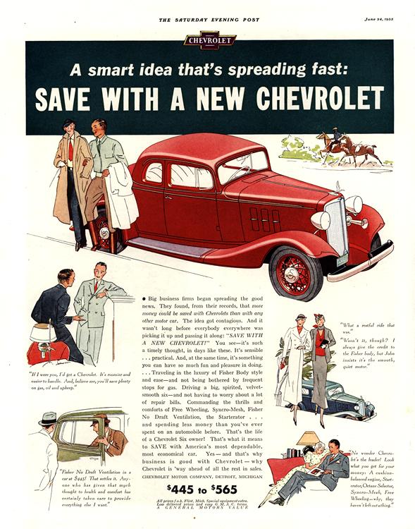 Chevrolet 1933 0008