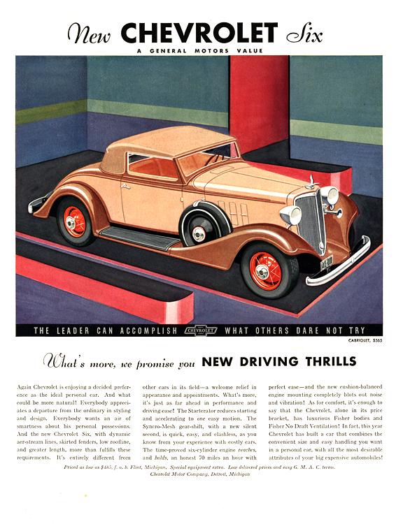 Chevrolet 1933 0010