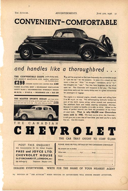 Chevrolet 1936 0001