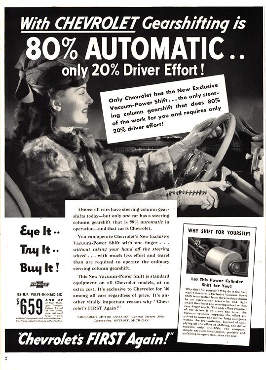 Chevrolet 1940 0020
