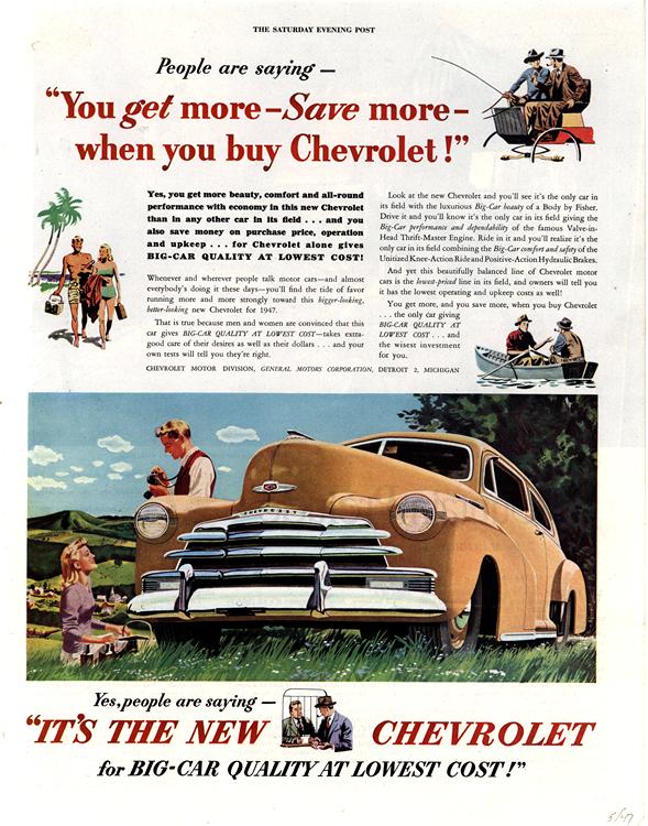 Chevrolet 1947 0009