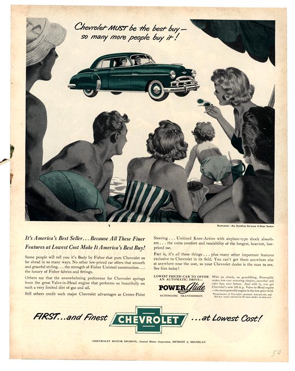 Chevrolet 1950 0006