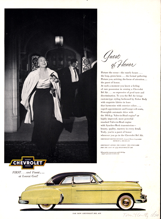 Chevrolet 1950 0009