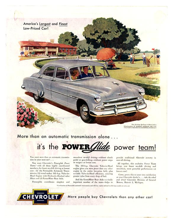 Chevrolet 1951 0004
