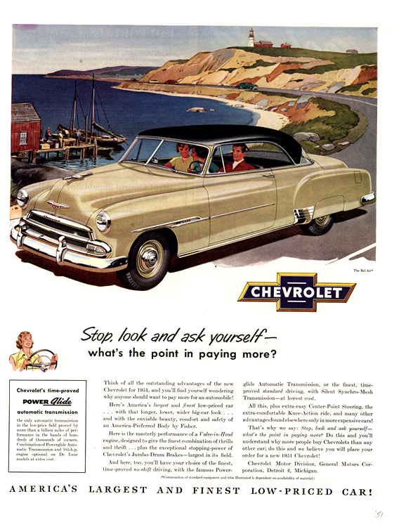 Chevrolet 1951 0007