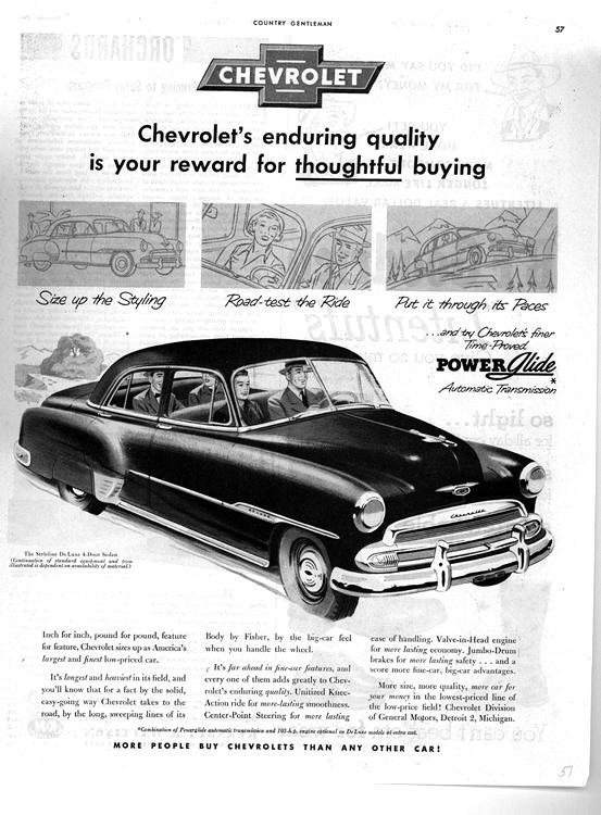 Chevrolet 1951 0011n