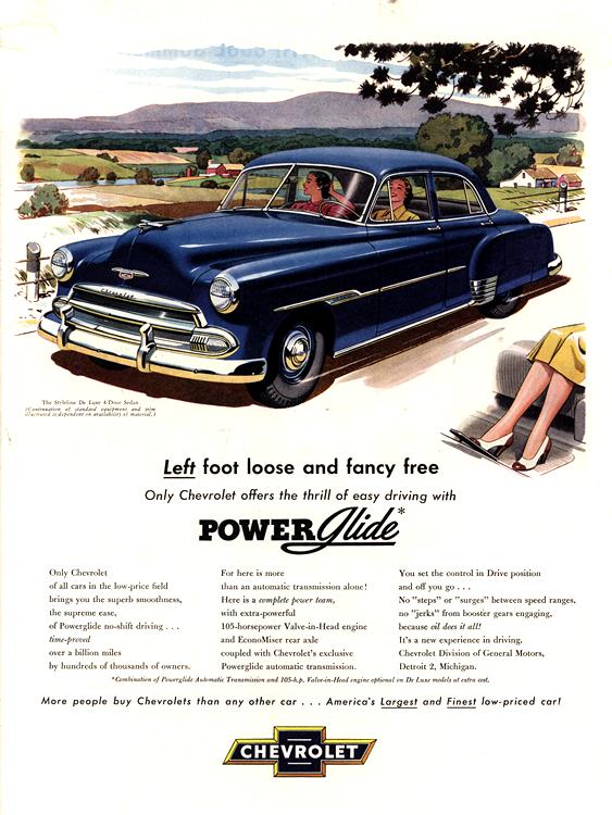 Chevrolet 1951 0012