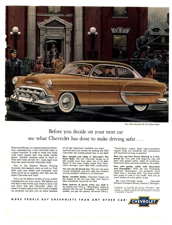 Chevrolet 1953 0002n