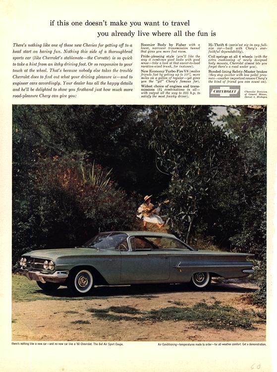Chevrolet 1960 0009