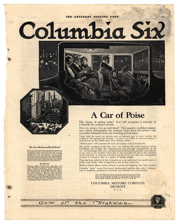 Columbia 1920 0001