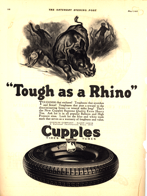 Cupples Tires 1927 0001