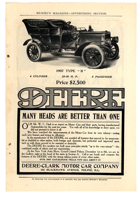 Deere 1907 0001